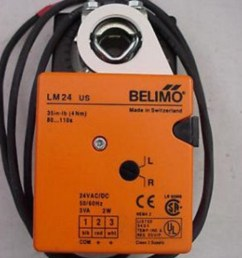 belimo lm24 s us 24v on off floating non spring return direct coupled actuator [ 1178 x 1600 Pixel ]