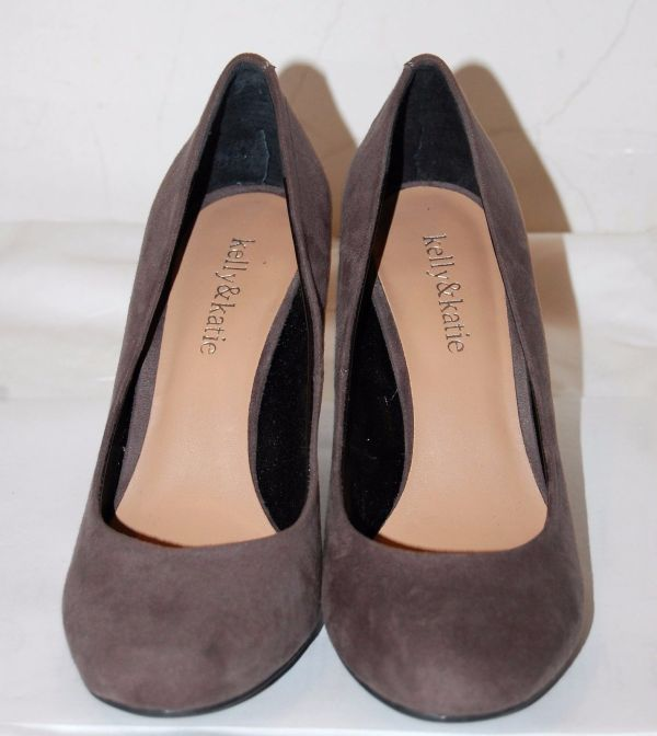 Kelly & Katie Isabella Kk Women' Gray Shoes And 11