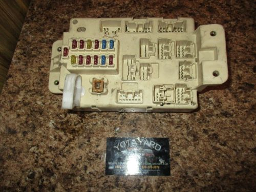 small resolution of 96 97 toyota rav4 engine compartment fuse box block yota yard 44 55