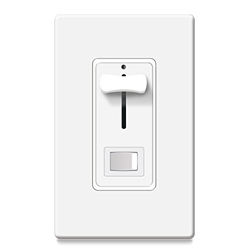 Dimmer Switch 3-Way/Single Pole Dimmer Electrical light