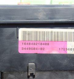 2008 2010 mini cooper engine bay fuse box r1369 [ 1600 x 1066 Pixel ]