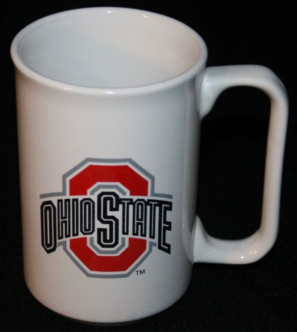 Ohio State Cup Mug Ceramic Linyi Ncaa Coffee And 45