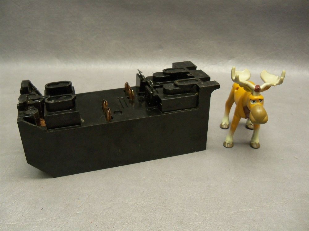 medium resolution of fpe federal pacific f305912 2 main disconnect box 100 amp fuse base block