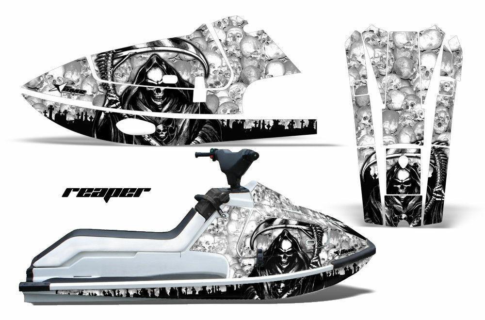 Jet Ski Graphique Kit Pwc Décalque Autocollant Drapé