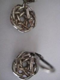 Tiffany & Co Love Knot Earrings - Fine Earrings