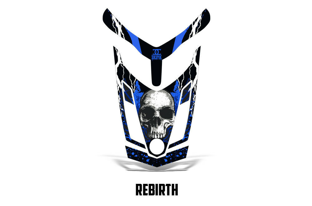 SIKSPAK Ski-Doo Rev XR Hood Decal Graphic Kit Sled