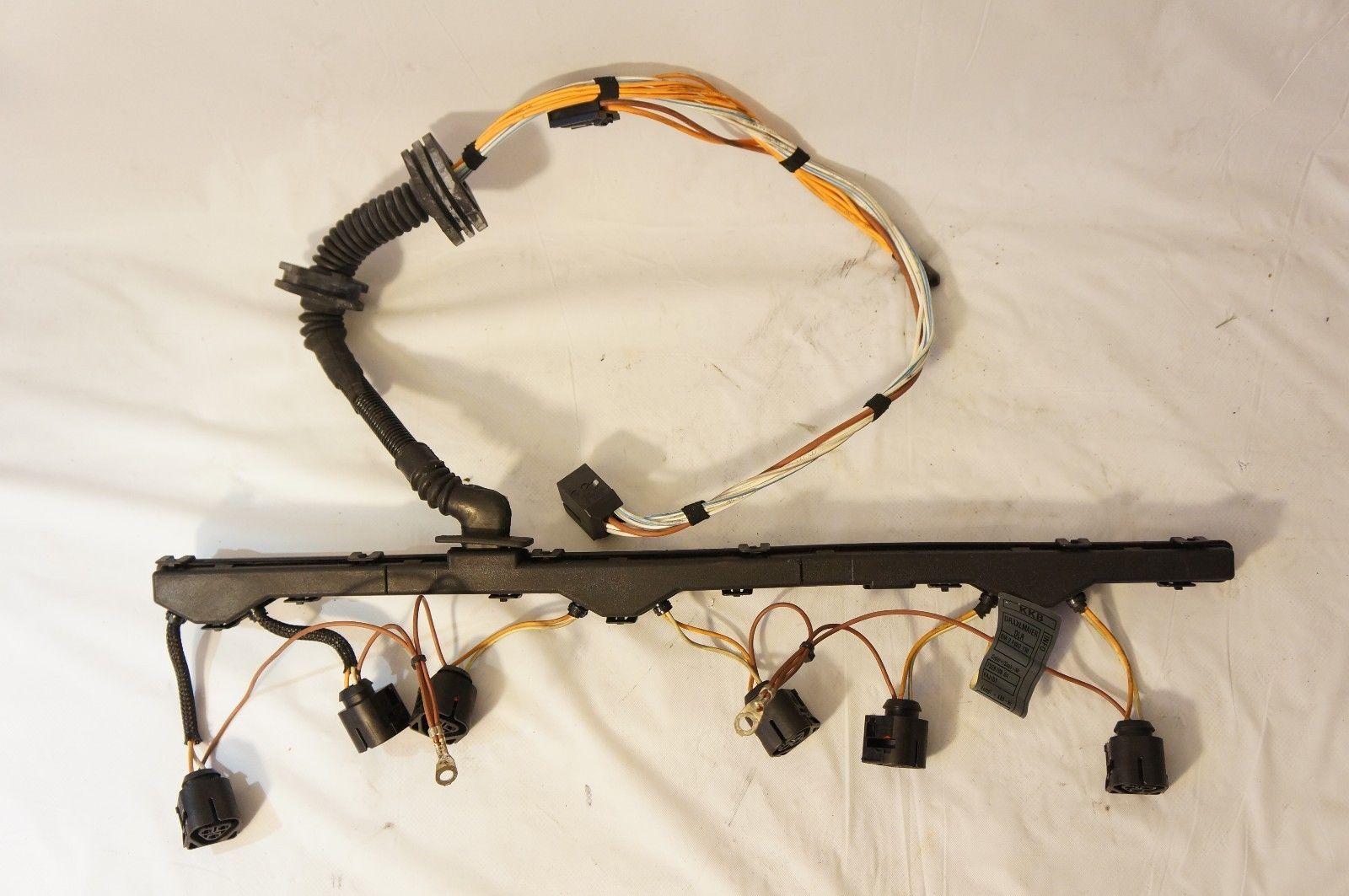 hight resolution of 57 57 previous 2004 2005 bmw e60 530i engine spark plug coil wire harness