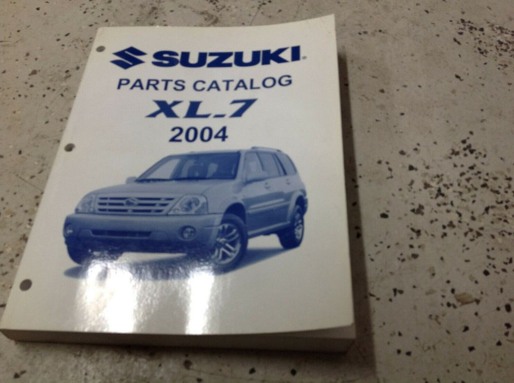 medium resolution of 2004 suzuki xl 7 xl7 parts catalog manual and 50 similar items 57
