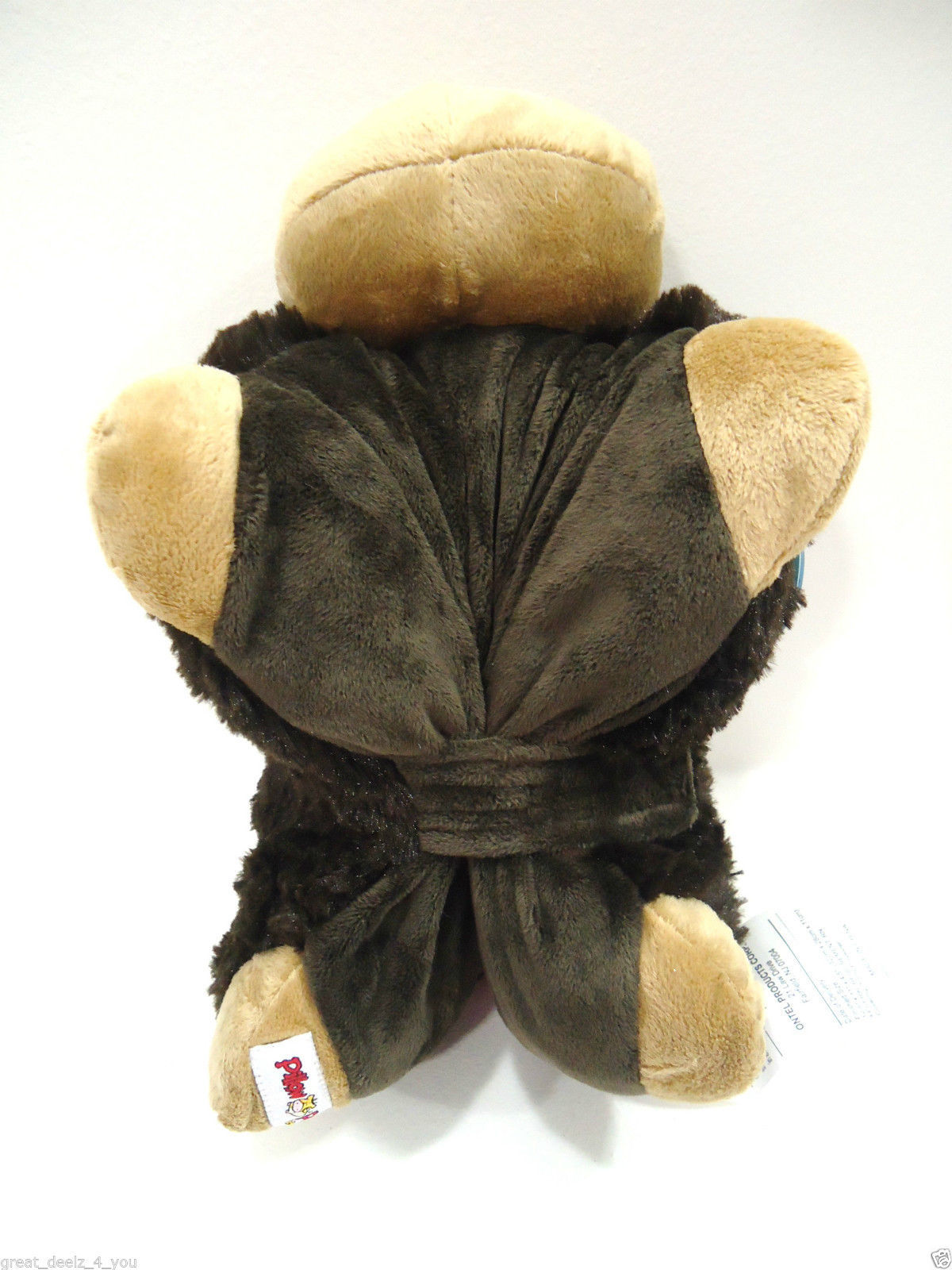 pillow pets pee wees silly monkey