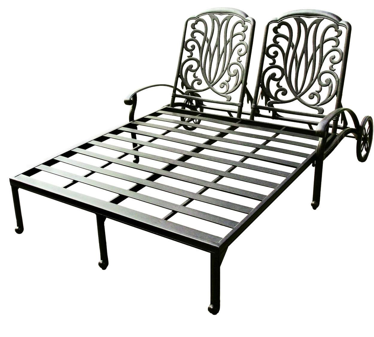 Outdoor Chaise Lounge Patio Furniture Elisabeth Cast