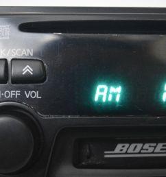 95 96 97 98 99 nissan maxima radio bose cd player pn 2261f pathfinder cd [ 1600 x 1063 Pixel ]