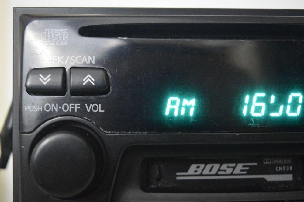 medium resolution of 95 96 97 98 99 nissan maxima radio bose cd player pn 2261f pathfinder cd