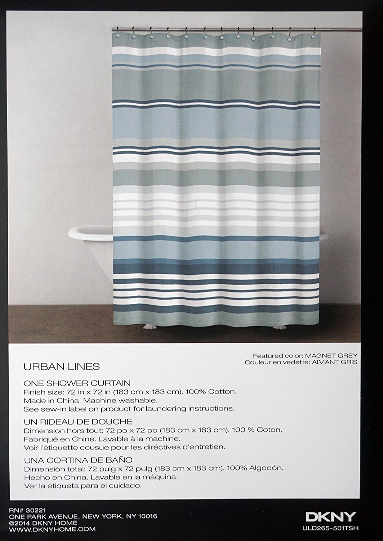 Dkny Urban Lines Magnet Gray Gray Stripe And 50 Similar Items