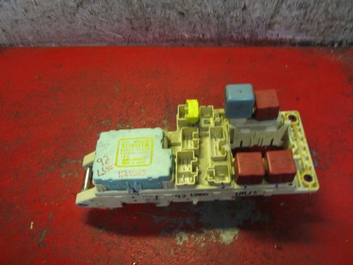 small resolution of 94 93 90 91 92 lexus ls400 interior fuse box and similar items the interior of