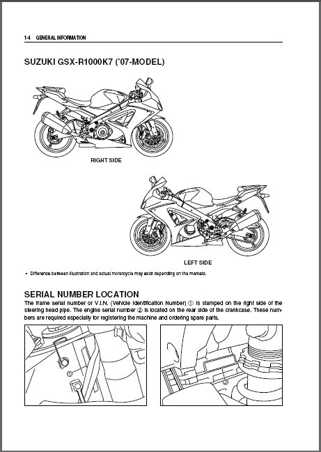 Bestseller: Suzuki Katana 50 Repair Manual