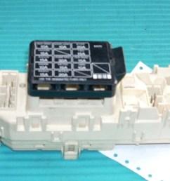 1994 mazda mx 3 relay junction cabin fuse box bcm oem [ 1024 x 768 Pixel ]