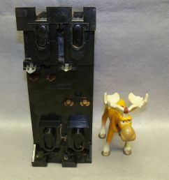 fpe federal pacific f305912 2 main disconnect box 100 amp fuse base block [ 1600 x 1200 Pixel ]