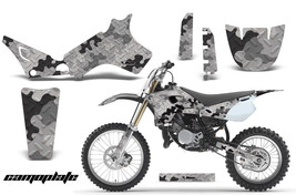 Dirt Bike Graphics Kit Decal Sticker Wrap For Yamaha YZ80
