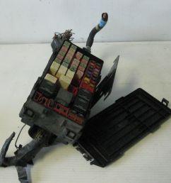 ford windstar sel 2002 engine fuse box w mounting bracket pigtails oem 33 27 [ 1600 x 1200 Pixel ]