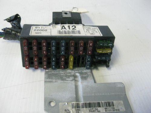 small resolution of 03 hyundai fuse box