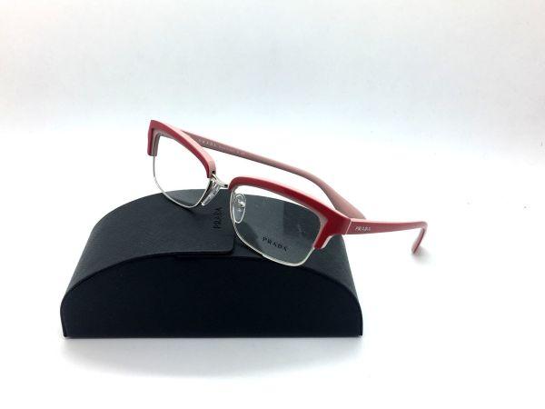 b347bc80fbf4 Prada Pink Eyeglasses Vpr 21p Kax 1o1 51 Mm - Eyeglass Frames