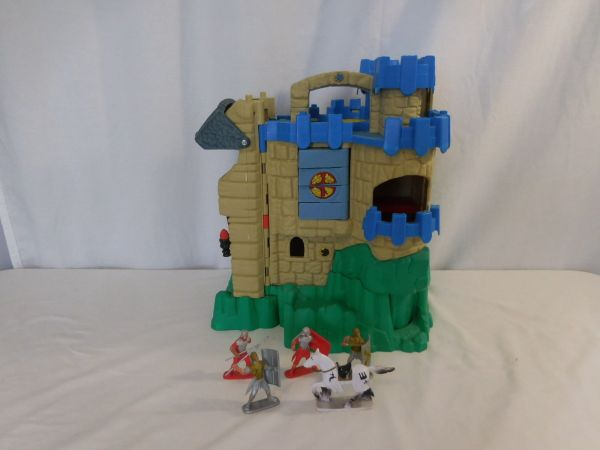 Fisher Imaginext Adventures Castle And 42 Similar Items