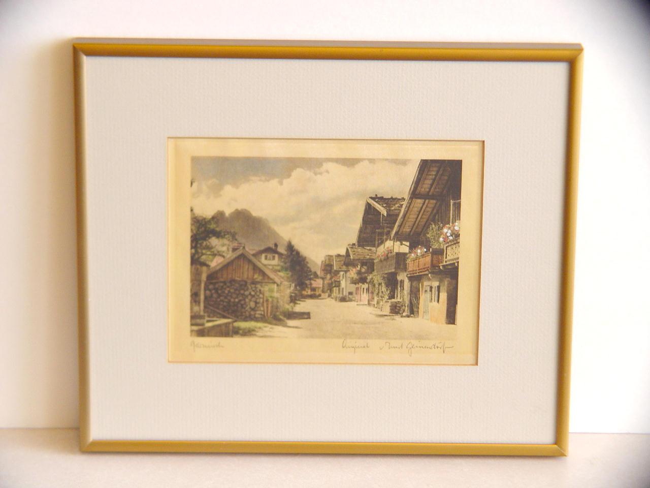 Ernst Geissendorfer Silk