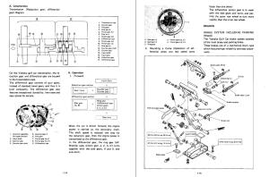 19831989 Yamaha G1 Golf Car Service Manual LIT1161603
