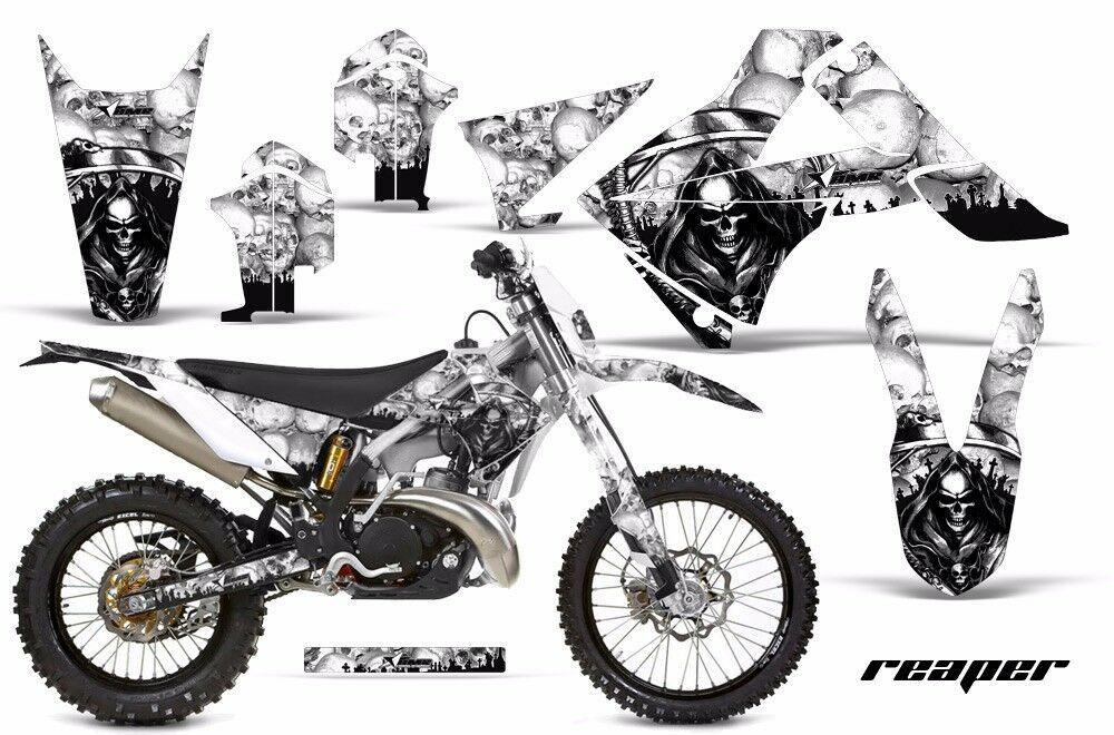 Dirt Bike Graphics Kit Decal Sticker Wrap For Gas EC250