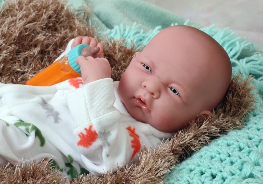 Cute Baby Boy Doll Anatomically Correct Real Soft Vinyl ...