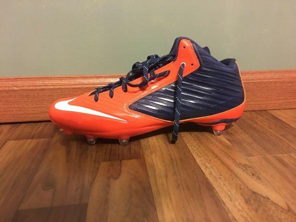 Size 13 Nike Vapor Speed Td Football Cleats 668853