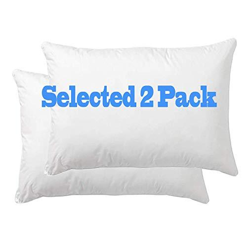 Danmitex Set of 216x26Down Feather Throw Pillow Inserts