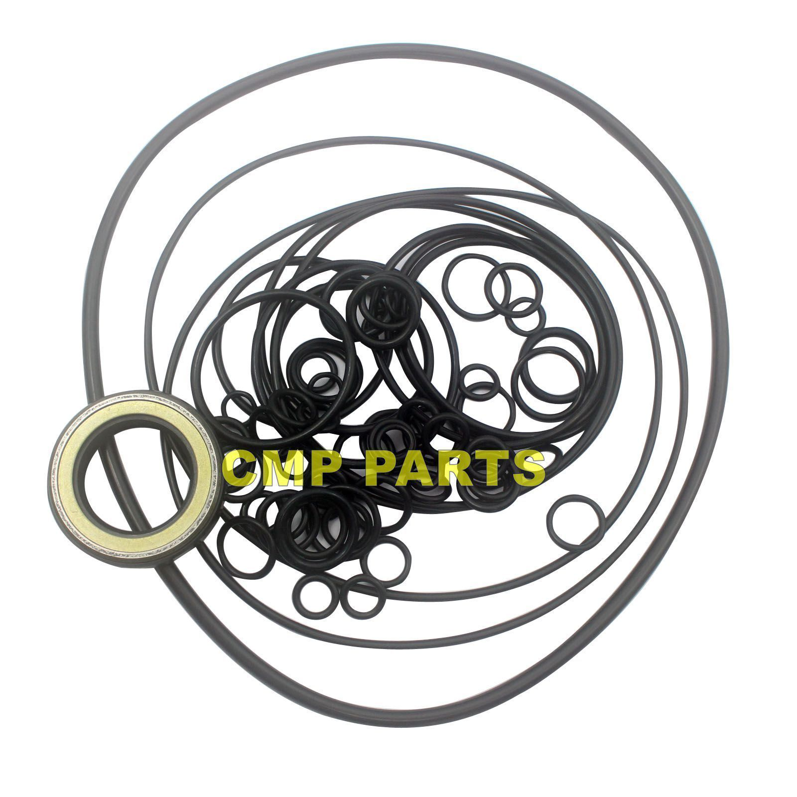Excavator Main Pump Seal Kit For Daewoo Doosan SOLAR 250LC