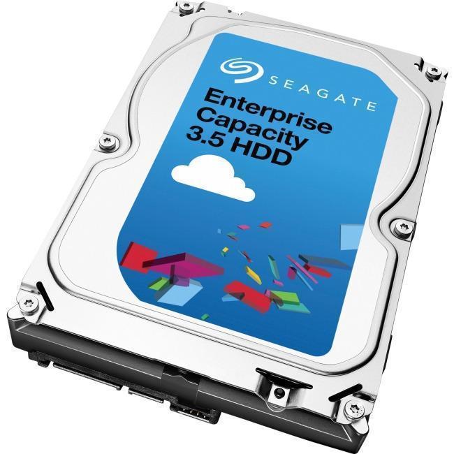 Seagate ST12000NM0017 12 TB Hard Drive - SATA (SATA-600) - Internal - Internal Hard Disk Drives