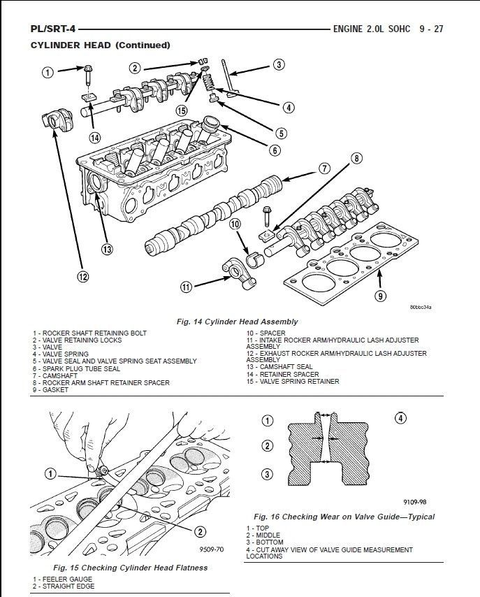 2002-2003 Dodge Dakota Factory Repair Service Manual
