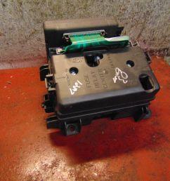 02 05 04 03 gmc envoy trailblazer fuse box panel body control module 15065293 [ 1599 x 1200 Pixel ]