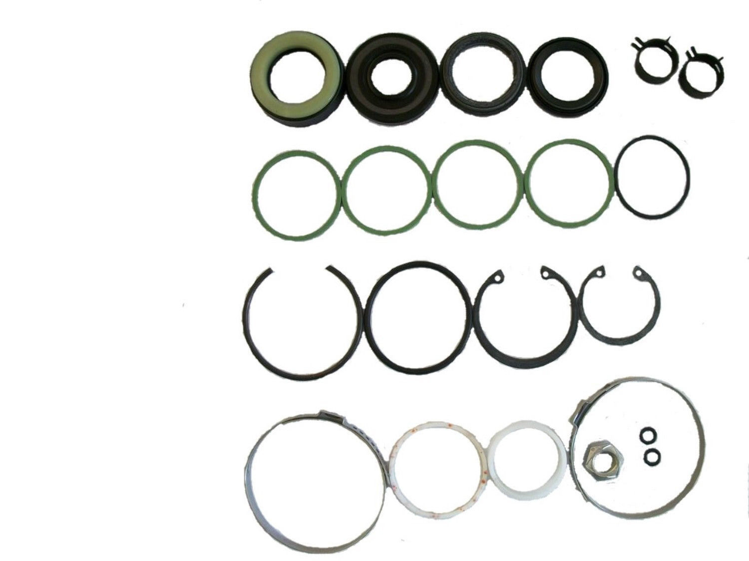 Rack And Pinion Seal Kit Edelmann Fits 01 06 Mitsubishi Montero