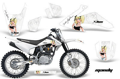 Dirt Bike Gráficos Kit Pegatina Wrap Honda Crf150 Crf230f