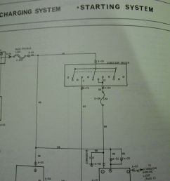 1977 mazda b 1800 truck electrical wiring diagram service repair shop manual 77 [ 1600 x 1200 Pixel ]