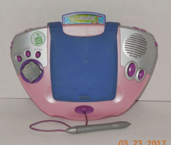 Leapfrog Leapster Handheld Game System Rare And 32 Similar