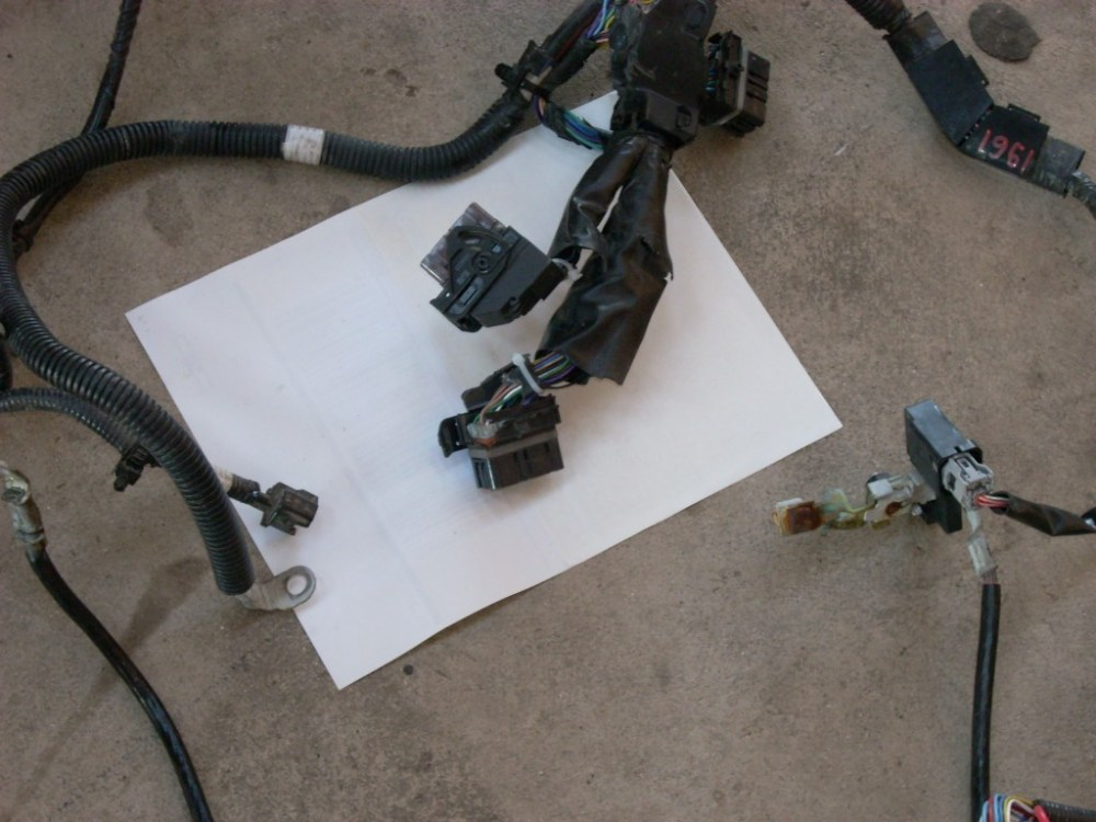 medium resolution of 2014 nissan altima engine wiring harness and 16 similar items 10