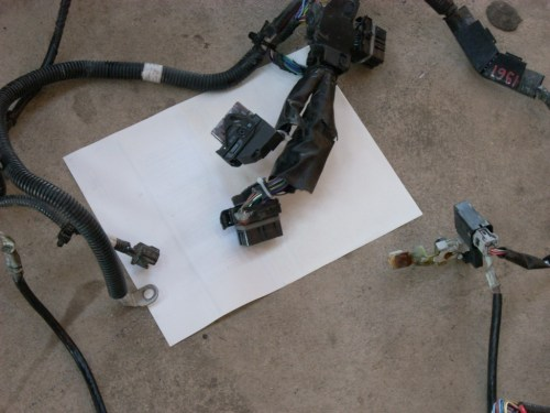 small resolution of 2014 nissan altima engine wiring harness and 16 similar items 10