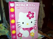 kitty jumbo coloring & activity