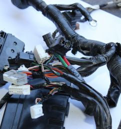 2006 2008 infiniti m45 engine bay wire harness fuse box j1295 [ 1600 x 1066 Pixel ]