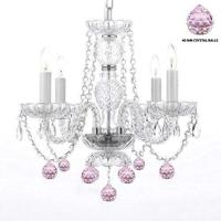 Swarovski Crystal Trimmed Chandelier! Chandelier Lighting ...