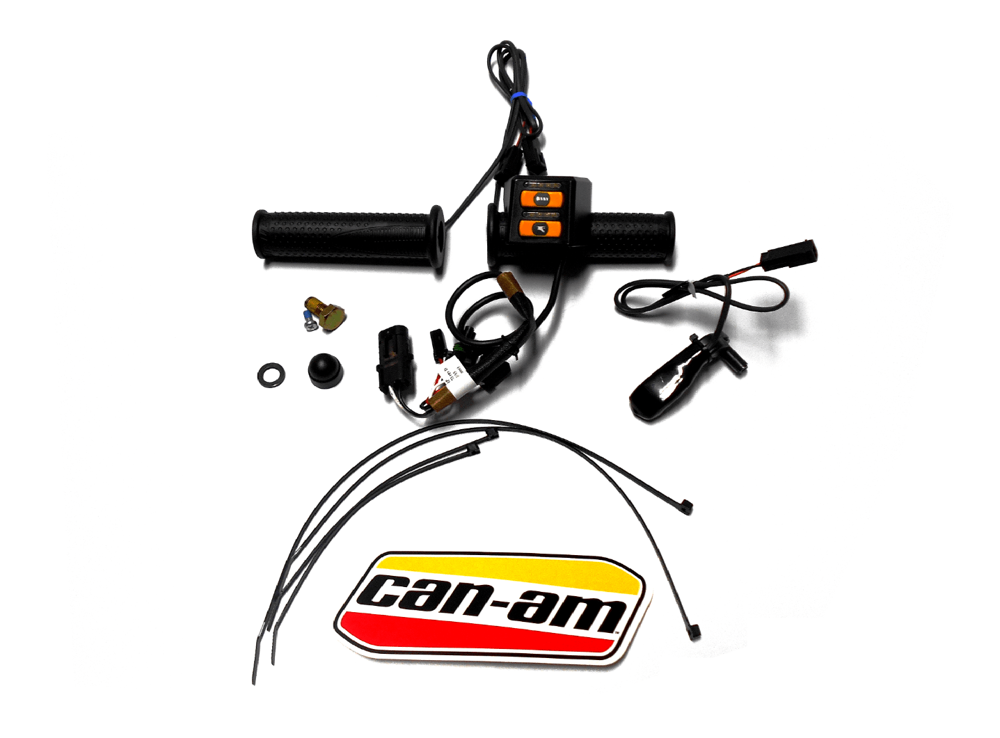 2012-2019 Can-Am Outlander Renegade OEM Heated Grips