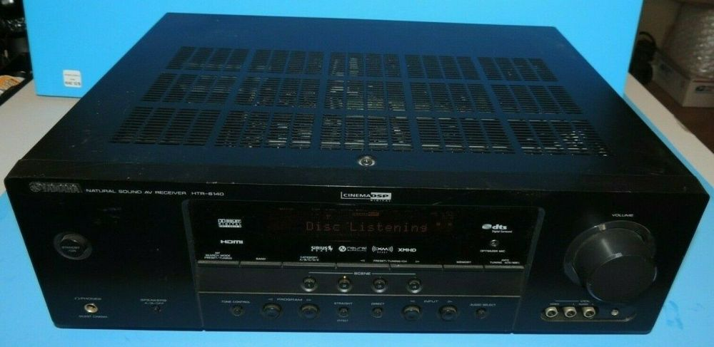 medium resolution of yamaha natural sound home theater receiver and 36 similar items s l1600