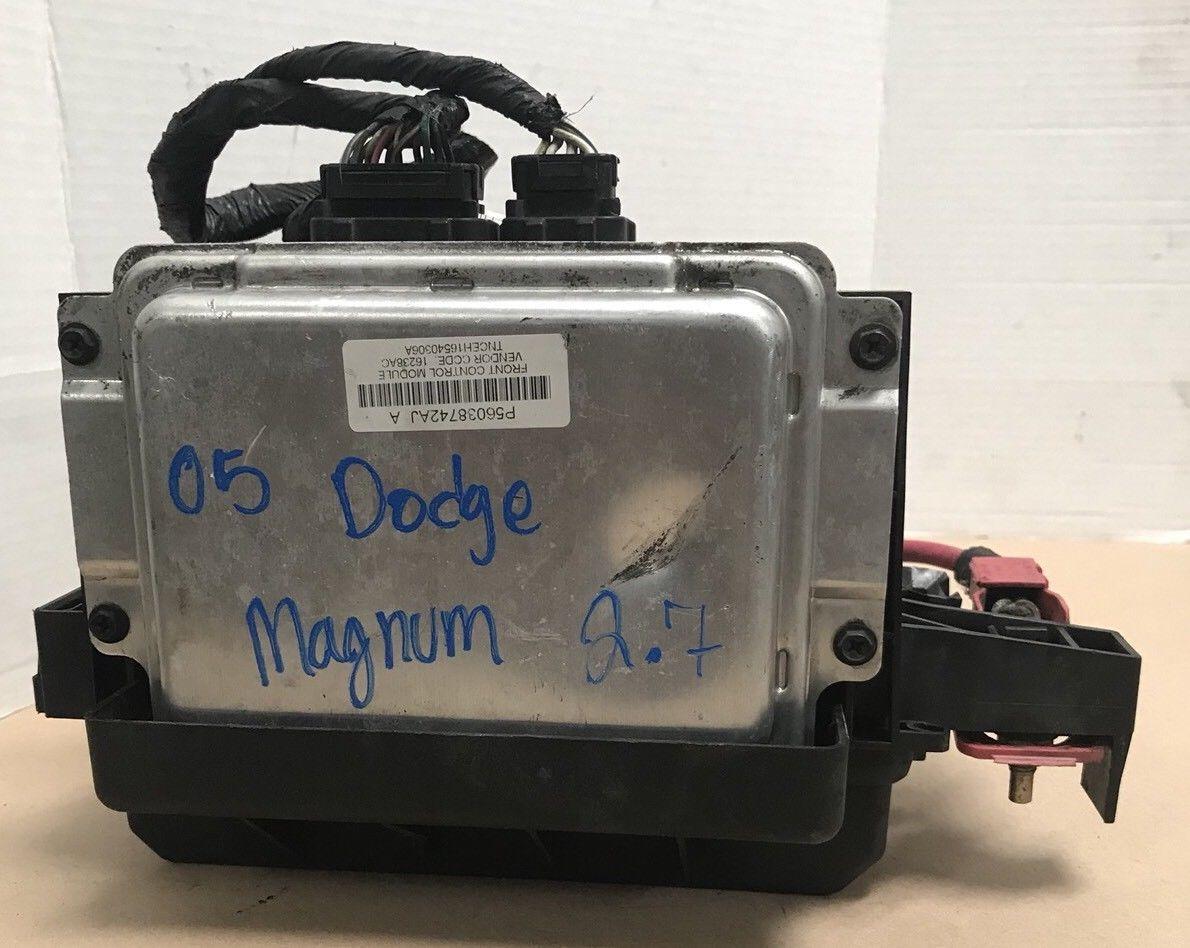 Dodge Magnum Fuse Box On 2005 Dodge Magnum Trunk Fuse Box Diagram