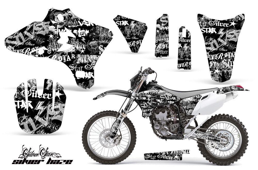 Dirt Bike Graphics Kit Decal Wrap For Yamaha YZ250F YZ450F