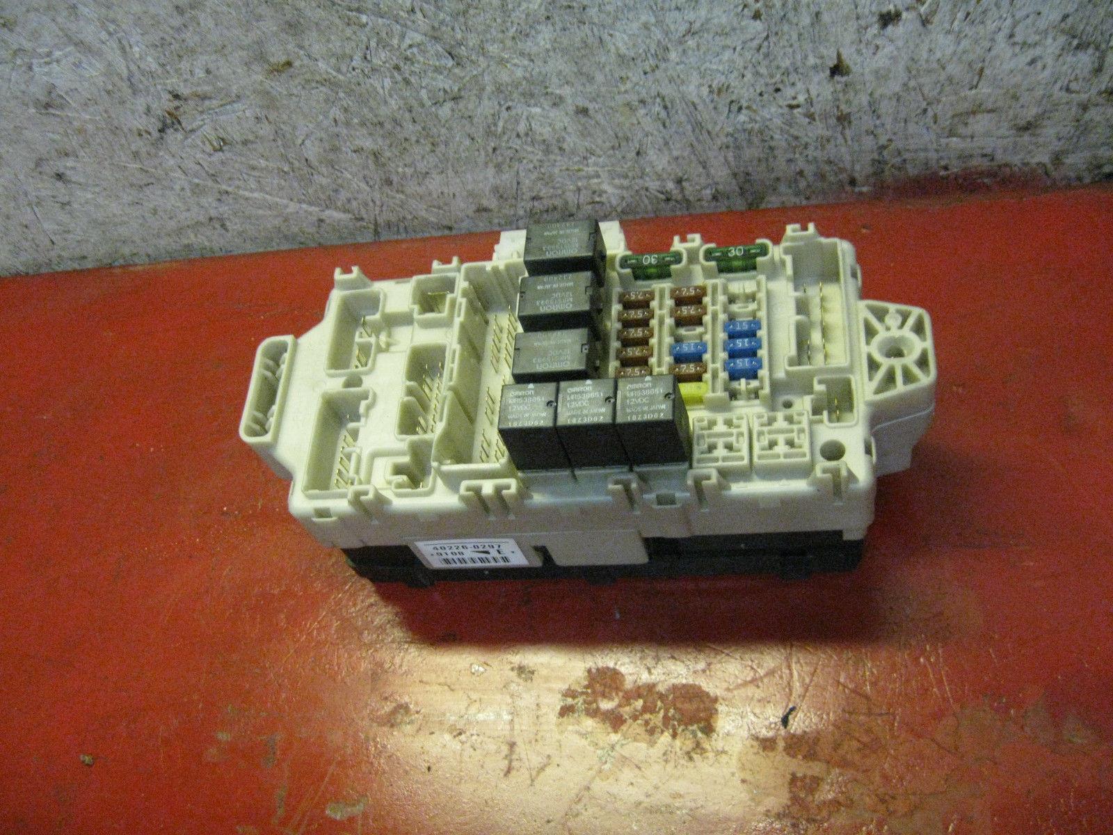 hight resolution of 04 mitsubishi galant interior fuse box panel and 11 similar items s l1600